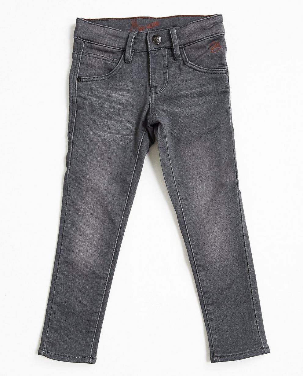 Graue skinny Jeans - Wickie - Wickie